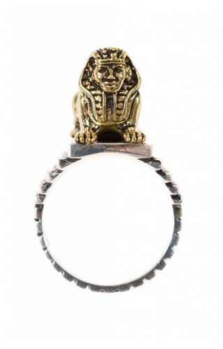 Han Cholo Sphynx Ring