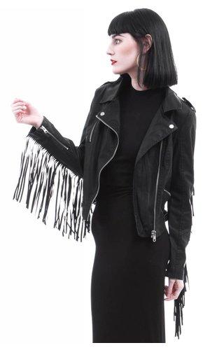 Stevie Nicks Fringe Jacket