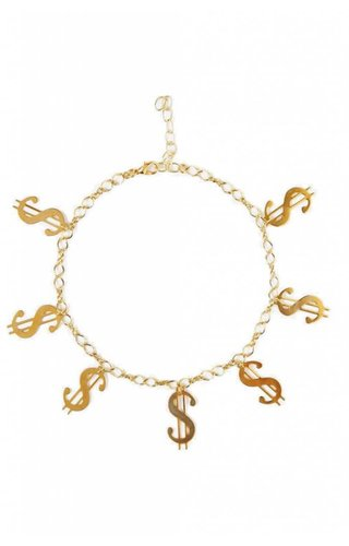Frasier Sterling Sugar Mama Choker