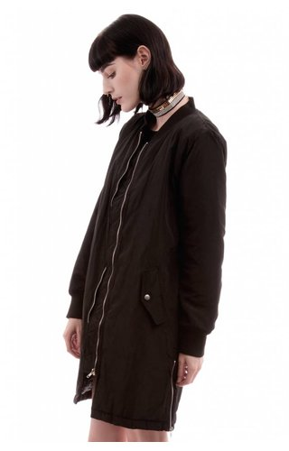 American Fit Sweet Escape Bomber Jacket
