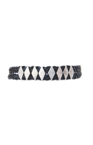 Ettika Switch Choker Black/Silver
