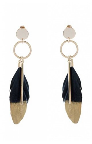Wanderlust+Co Take Flight Earrings