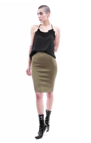 Tannenbaum Pencil Skirt