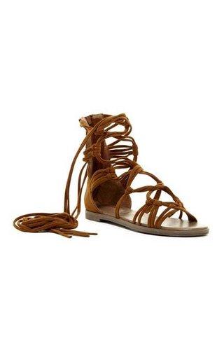 Tie Me Up Sandal
