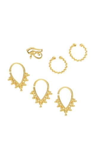 Vidakush Turling Earring Set