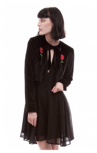 Valfre Valfre Rosas Velvet Jacket