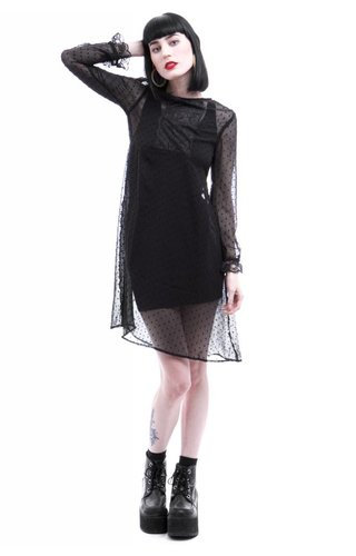Valfre Valfre Ursula Mesh Dress