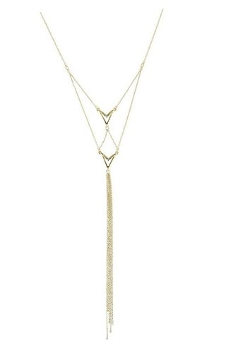 Ettika Venetian Blonde Necklace