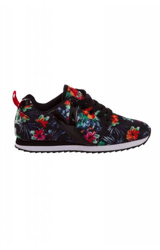 YRU YRU Tropical Sneakers