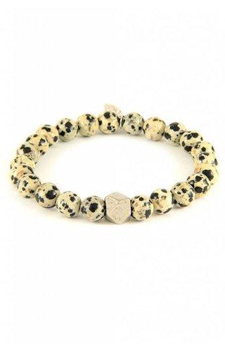 Ettika Dalmatian Bracelet