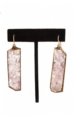 Peppina Calcite Earrings