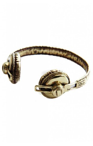 Headphone Bracelet