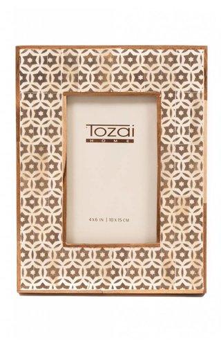 Tozai Printed Bone Frame