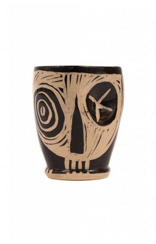 Rebecca Grave Pottery Nightmare Mug