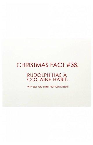 Rudolph Habit Card Set