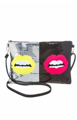 Girly Kiss This Clutch