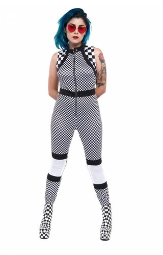 Moto Menace Jumpsuit