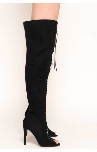 The Ash Lace Up Boots