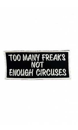 Too Many Freaks Patch