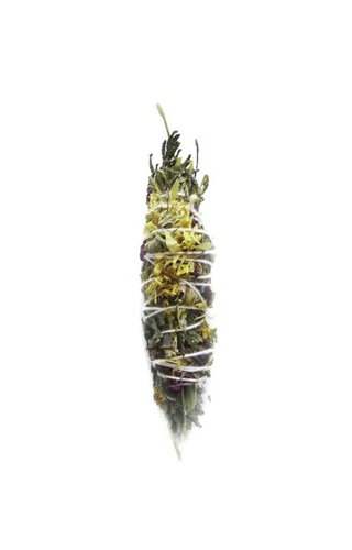 Gypsy Gold Cedar Smudge Stick Space Clearing