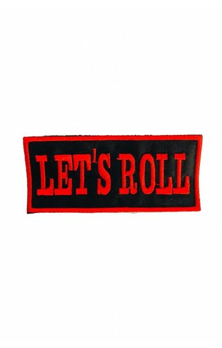 Let's Roll Patch