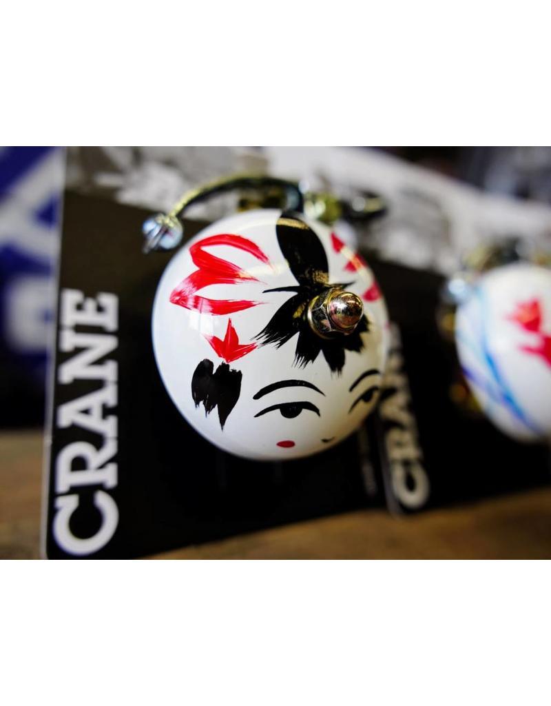 "CRANE Crane Bell Suzu Painted Kaede ""Maple"