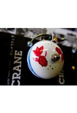 """CRANE Crane Bell Suzu Painted Koi """"Goldfish"""