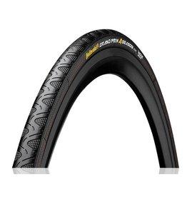 Continental GP 4 SEASON BLK 700x25 Black-Black GRAND PRIX DuraSkin Black Edition