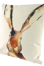 JACK THE RABBIT CUSHION 18 x 18