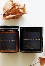 BRAND&IRON TABAC-VANILLA CANDLE