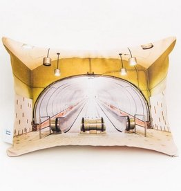 METRO BEAUDRY FOTOFIBRE CUSHION 12x18