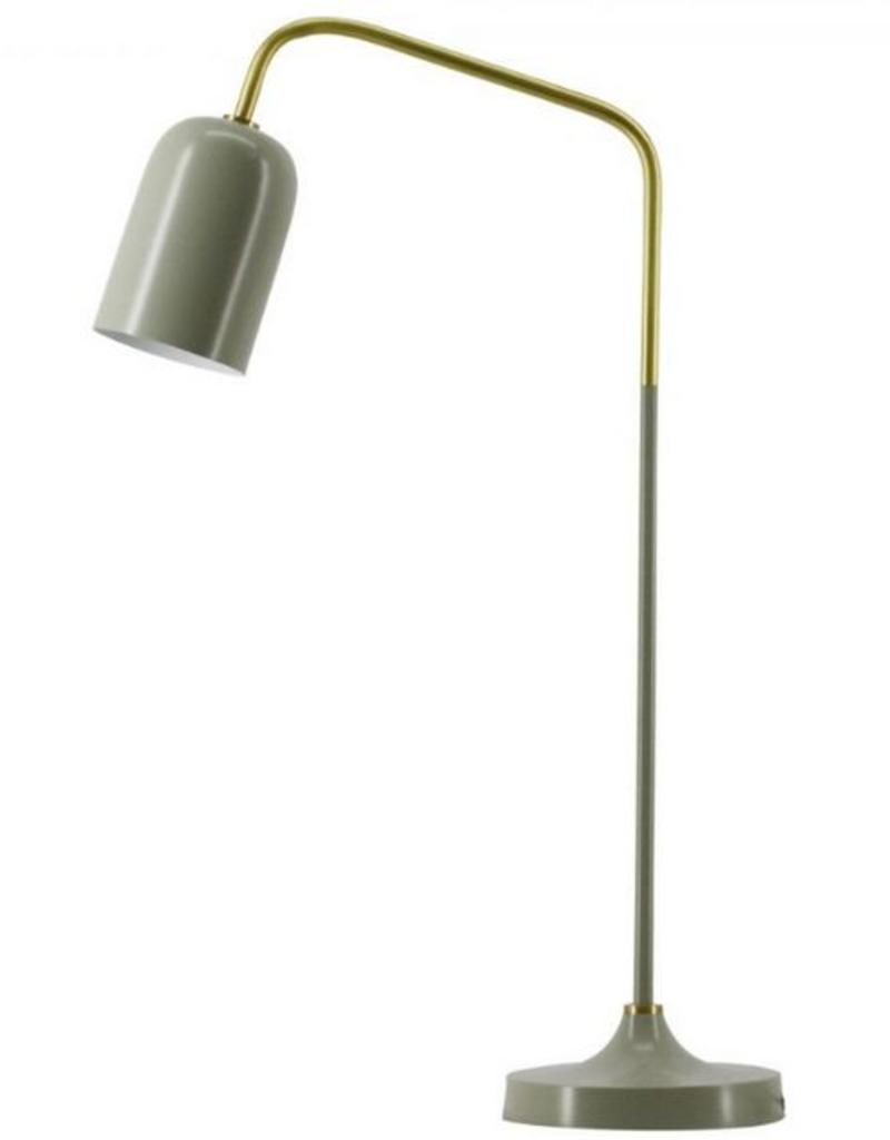 LAMPE DE TABLE PARKER  LONDON / LAITON