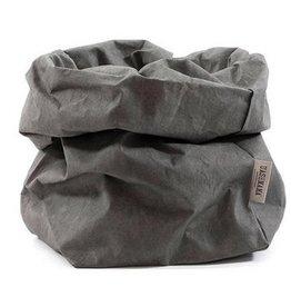 GREY UASHMAMA PAPER BAG 5x7