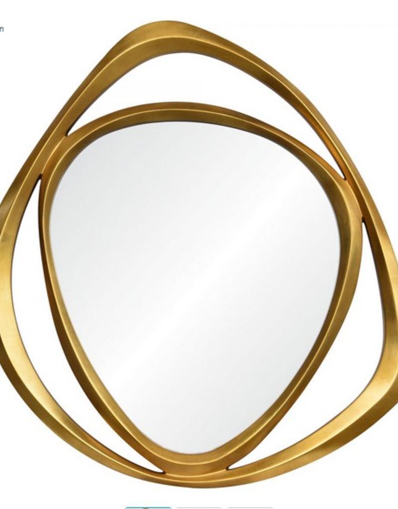 MIROIR GOLDIE 40x42