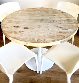 LOVASI RUSTIC  CHIC DINING TABLE  46""