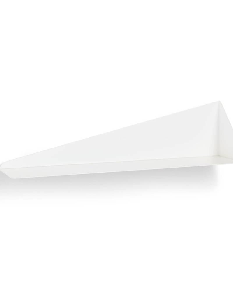 TABLETTE  ANGLE BLANC  4.5x 17.5 x 5