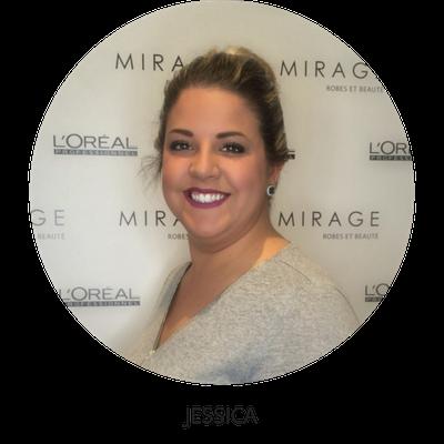 Jessica esthéticienne Mirage