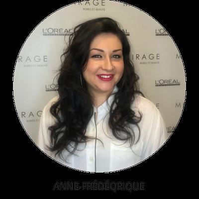 Anne-Frédérique Mirage