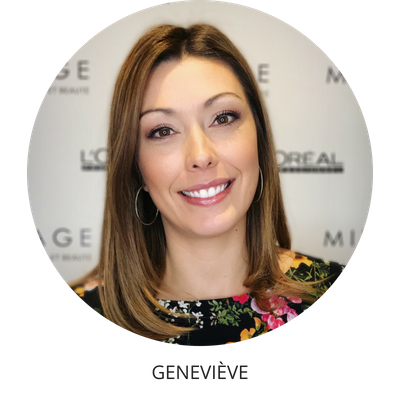 Geneviève co-propriétaire Mirage
