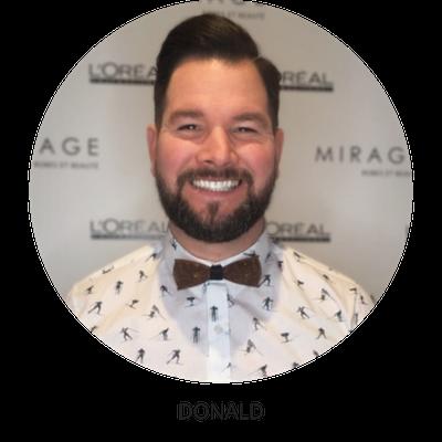 Donald co-propriétaire Mirage