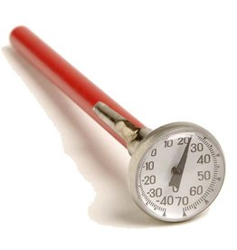 Brooks Range Dial Stem Thermometer