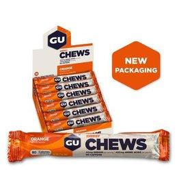 GU GU Double Serve Energy Chews -Orange