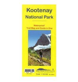 GemTrek Kootenay National Park Map