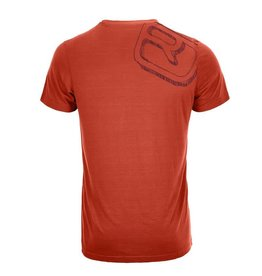 Ortovox Ortovox 150 Cool Big Logo T-Shirt - Men