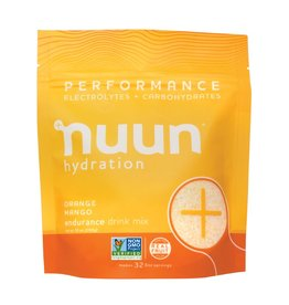 NUUN Performance Hydration Pouch - Orange/Mango