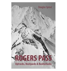 Geobackcountry Rogers Pass Book