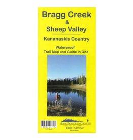 GemTrek Bragg Creek and Sheep Valley Map