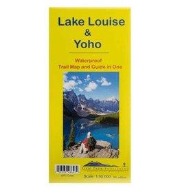 GemTrek Lake Louise &  Yoho Map