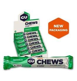 GU GU Double Serve Energy Chews - Watermelon