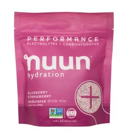 NUUN Performance Hydration Pouch - Blueberry/Strawberry